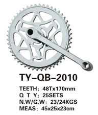 轮盘 TY-QB-2010