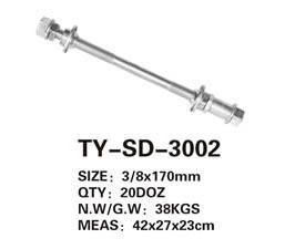 车轴 TY-SD-3002