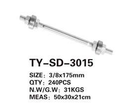车轴 TY-SD-3015