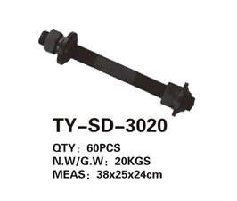 车轴 TY-SD-3020