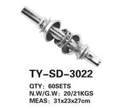 车轴 TY-SD-3022