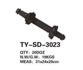车轴 TY-SD-3023