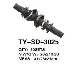 车轴 TY-SD-3025