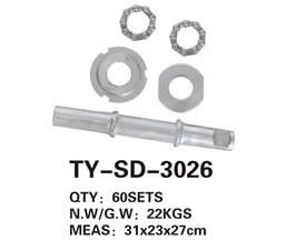 车轴 TY-SD-3026