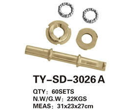 车轴 TY-SD-3026A