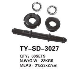 车轴 TY-SD-3027