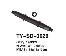 车轴 TY-SD-3028