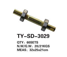 车轴 TY-SD-3029