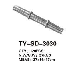 车轴 TY-SD-3030