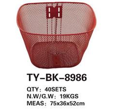车筐 TY-BK-8986