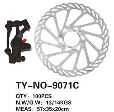 闸器 TY-NO-9071C