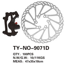 闸器 TY-NO-9071D