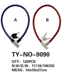 锁 TY-NO-9090