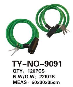 锁 TY-NO-9091