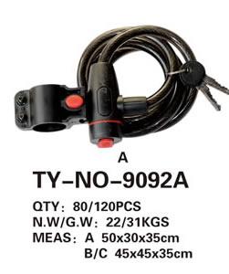 锁 TY-NO-9092A
