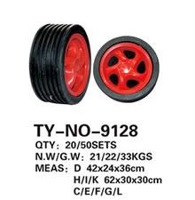 辅助轮 TY-NO-9128
