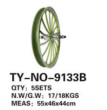 辅助轮 TY-NO-9133B